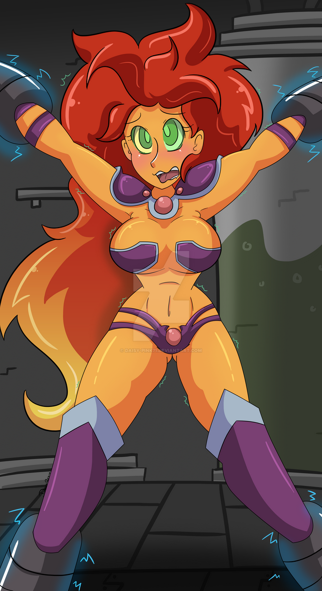 Starfire Submits by Daisy-Pink71