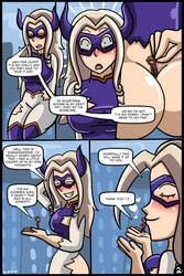Mt lady mishaps (Page 2) by Daisy-Pink71