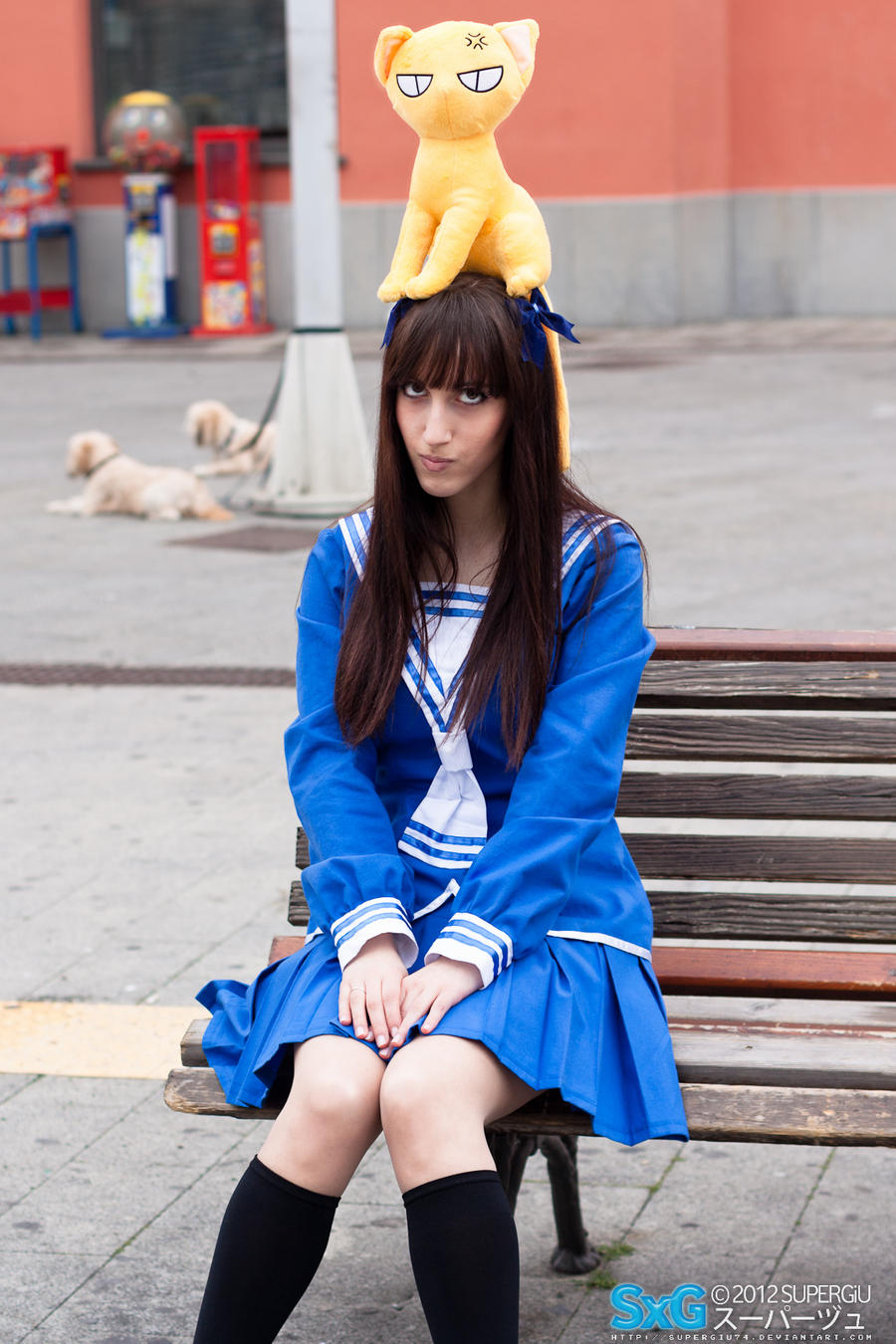 FRUITS BASKET - Honda Tooru by supergiu74