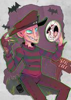 King of Nightmares by RadJinja