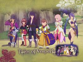 Tales of Vesperia by judit92