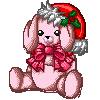 Christmas Kumagoro by HandxPalm