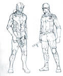 Soldier and Cop