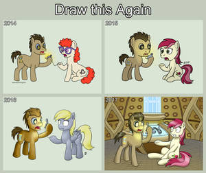 Doctor Whooves and His Fob Watch Compilations 2017