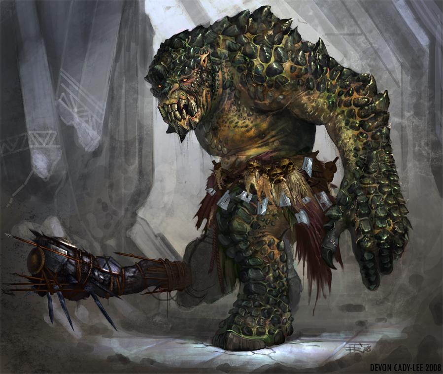 LOTRO: Cave Troll