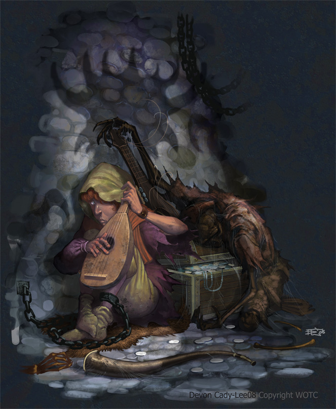 DnD: Prisoner by Gorrem