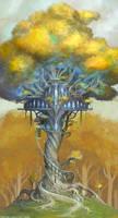 LoTRO: Galadriel's Court by Gorrem