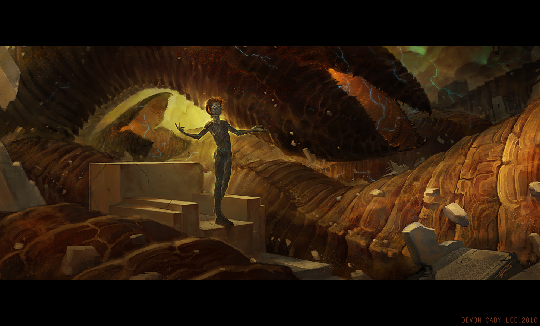 Dune: Birth of a God by Gorrem