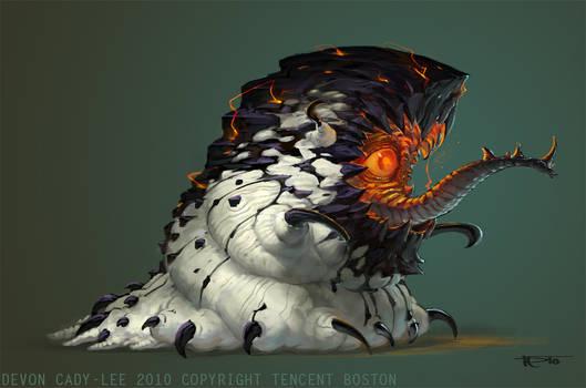 Marshmellow Monster