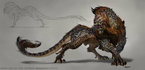 The Orphan Beast