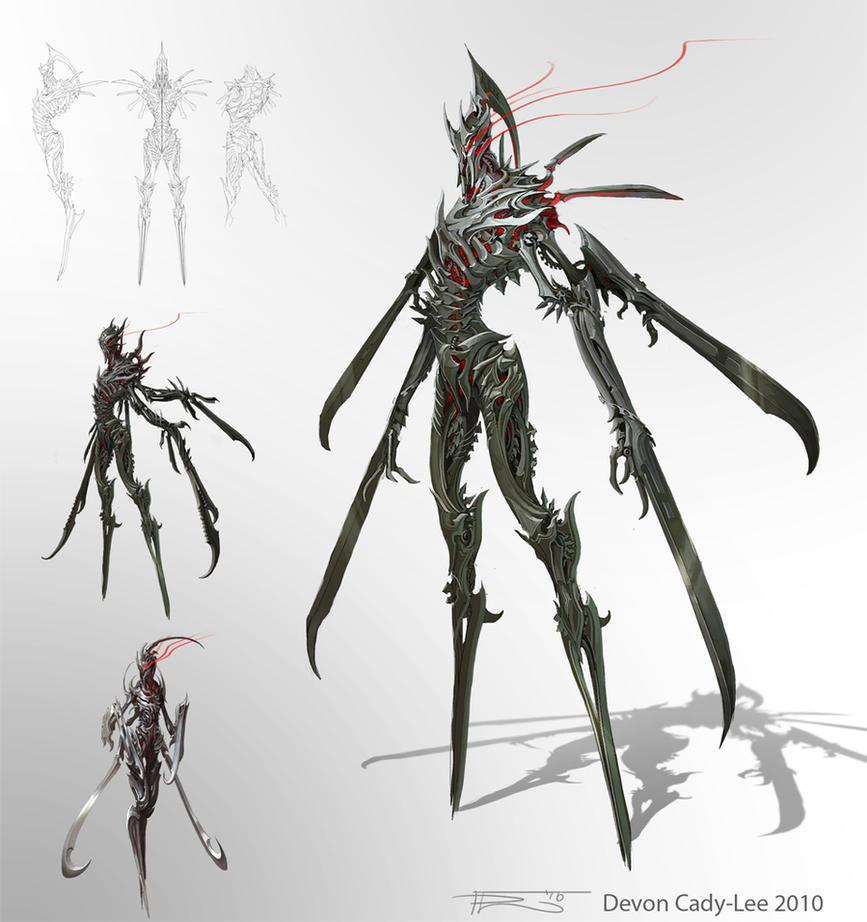The Shrike by Gorrem