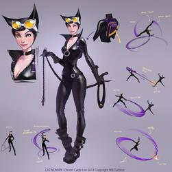 Infinite Crisis - Catwoman