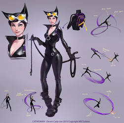 Infinite Crisis - Catwoman by Gorrem