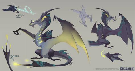 GIGANTIC - Storm Drake