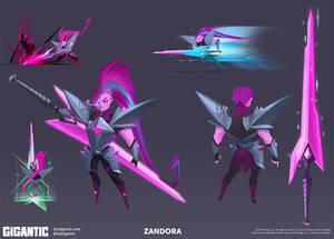 GIGANTIC - Zandora