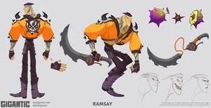 GIGANTIC - Ramsay