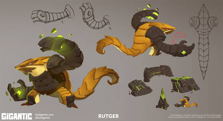 GIGANTIC - Rutger by Gorrem