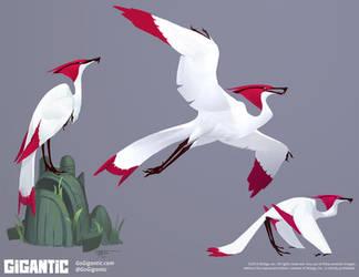 GIGANTIC - Firefisher by Gorrem