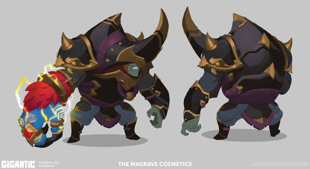 GIGANTIC - Demonhunter Margrave