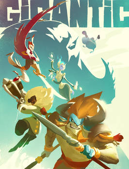 GIGANTIC - Promo Art