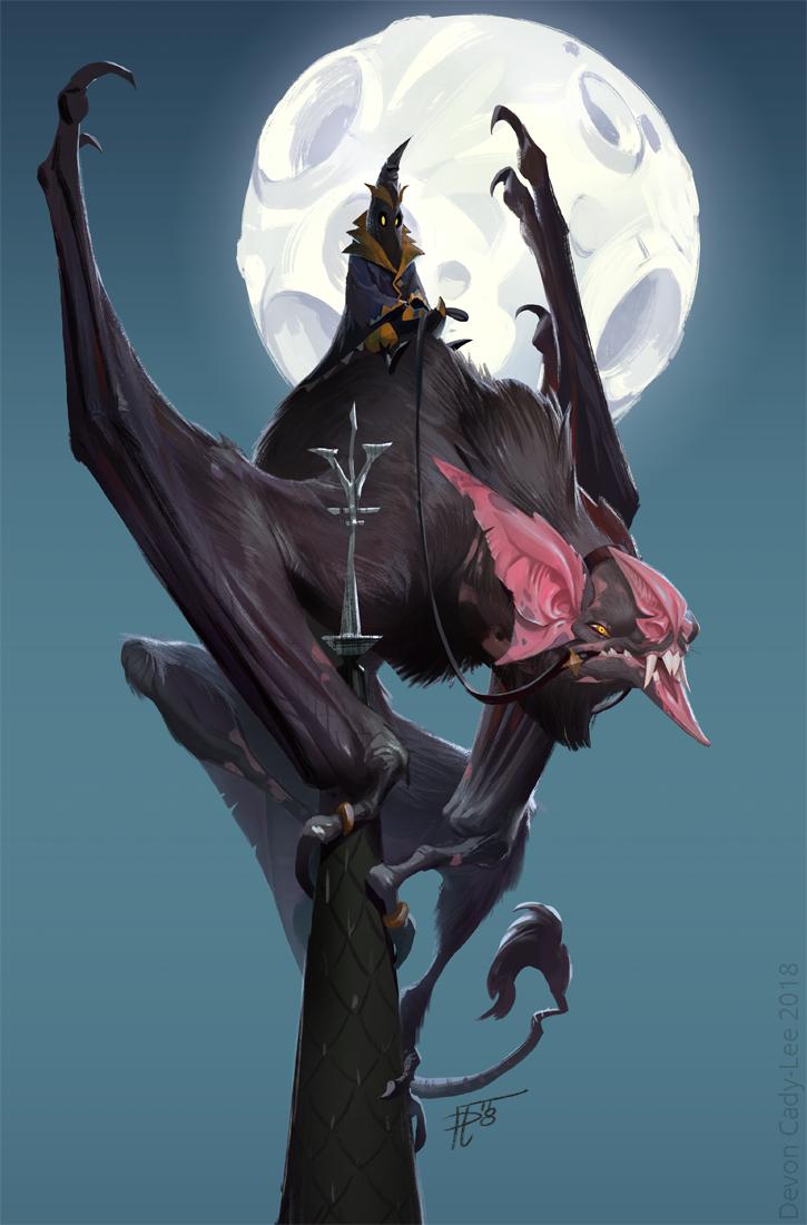 Hallow King by Gorrem