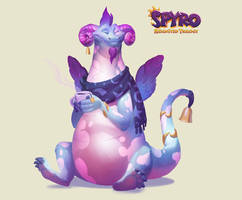 Spyro Reignited Trilogy: Dreamweaver Copano by Gorrem