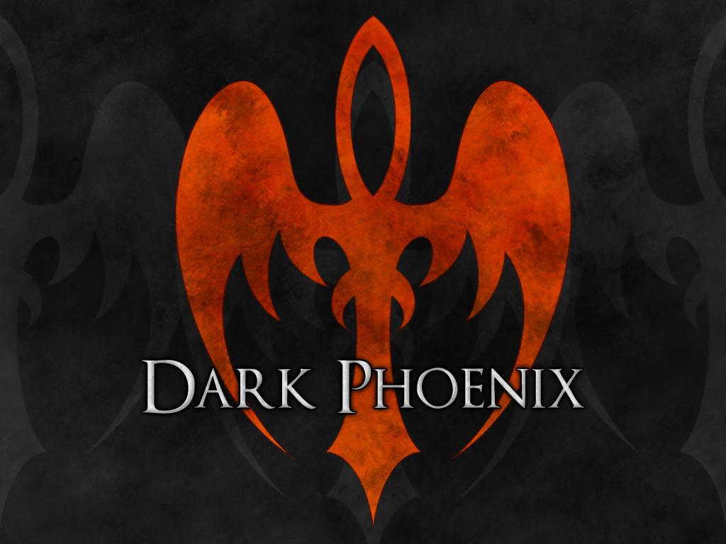Dark Phoenix Logo DP's Wallap...