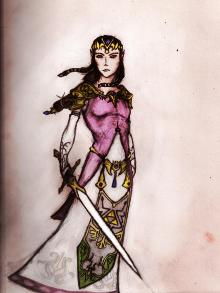 Zelda by Madcapmarsupial