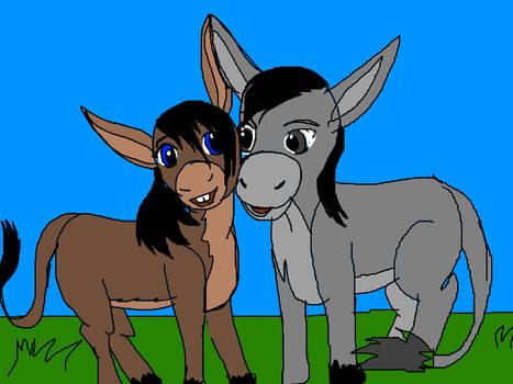Donkey Virus Tf 8