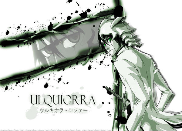 Ulquiorra Desktop by AngelicSinn