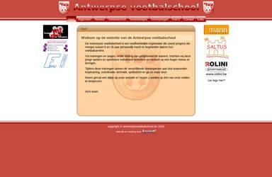 www.antwerpsevoetbalschool.be by GwyniesArt
