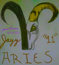I Am An Aries! -Jayy 3/22/18 by JayyForever