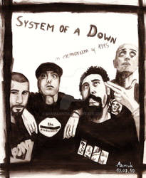 This is SYSTEM by Shamaanita