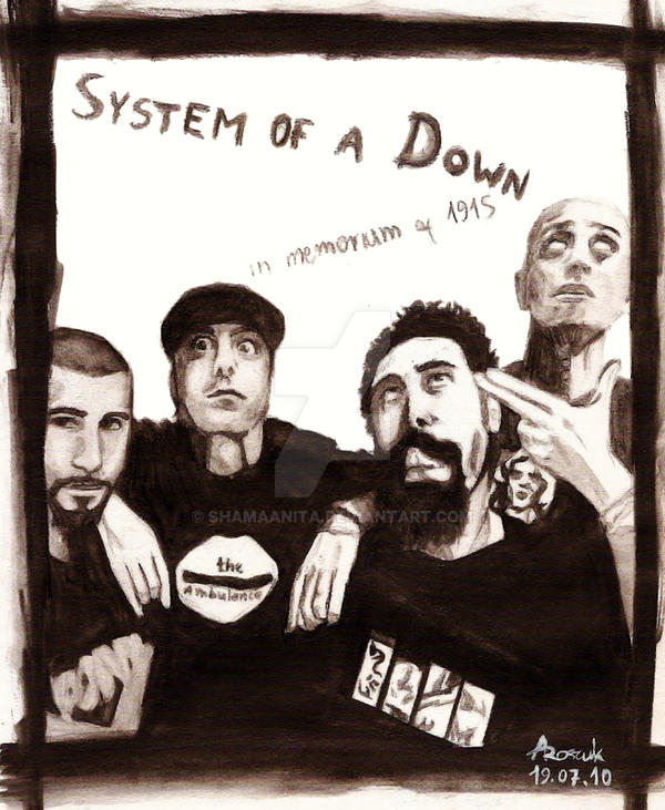 This is SYSTEM by Red-Szajn