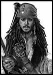 I'm dishonest man. Trust me - Captain Jack Sparrow