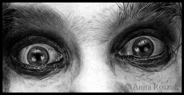 Screaming Eyes by Red-Szajn