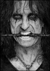 ALICE COOPER by Shamaanita