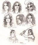 Alice Cooper sketchdump