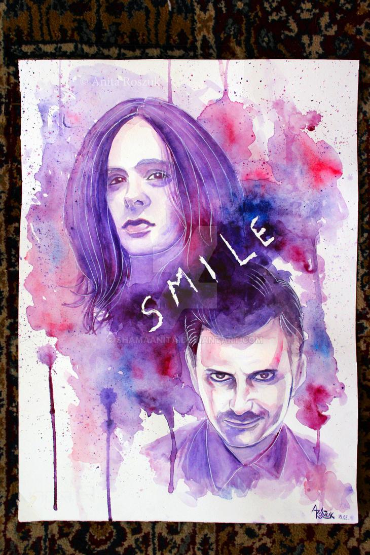 SMILE by Red-Szajn