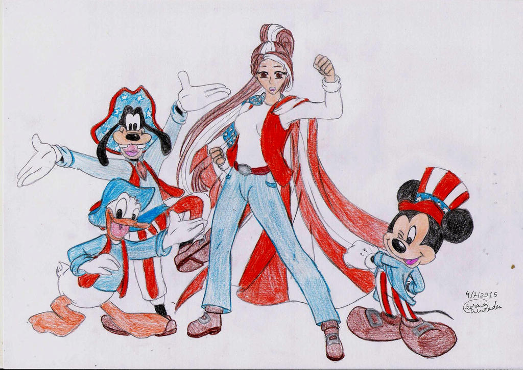 4th of July by Lady-Scorpion