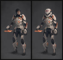 Guille-exploration-spacesuit by MoonlightOrange