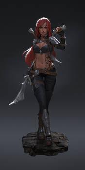 katarina figure