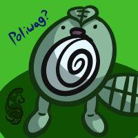 Grass Poliwag [rndm]