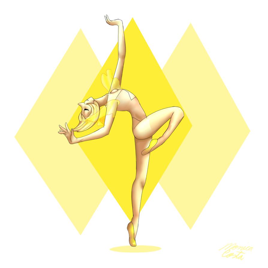 a perola da yellow diamond, acho ela muito lindinha to reaprendendo a fazer linearts, nao lembrava que conseguia JIOASDJASAS
