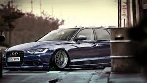 Audi A6 Stance Comp