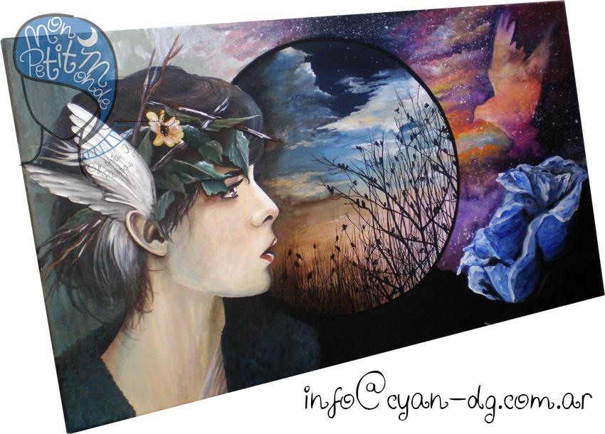 Ofrenda - Offering by Cyan-dg