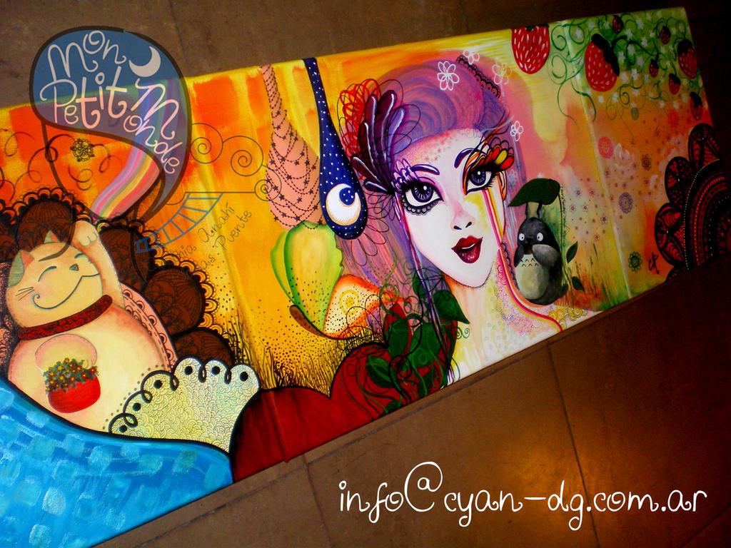 Ocarina by Cyan-dg