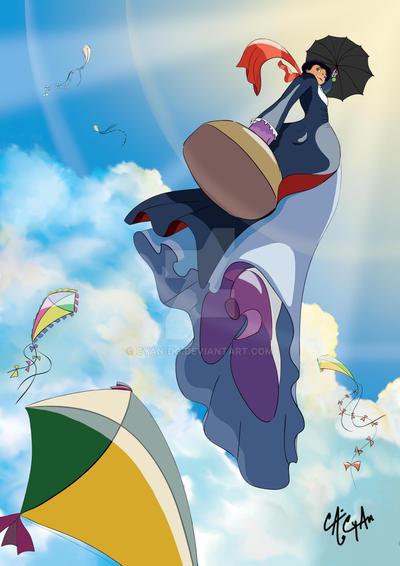 Good bye Mary Poppins! by Cyan-dg