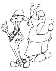 Toejam and Earl by battybuddy