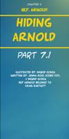 (PART 7.1) Hiding Arnold -Hey Arnold Comic